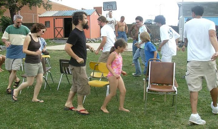 Musical Chair Game for Party