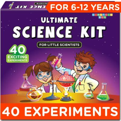 Einstein Science Experiment Kit