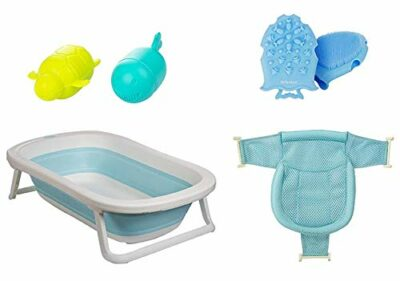 Infantso Foldable Baby Bathtub