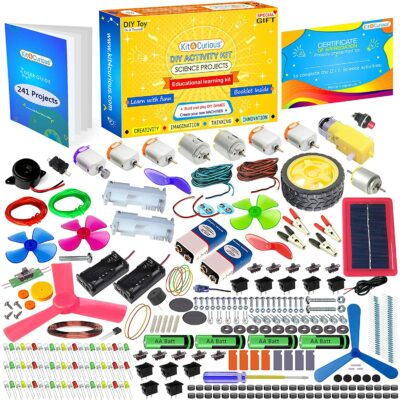 Kit4Curious Science Educational Kit