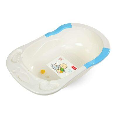 Luvlap Anti Slip Baby Bathtub