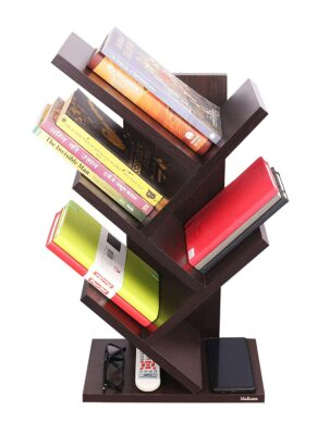 Madhuran Studio Bookshelf for Home Décor and Office