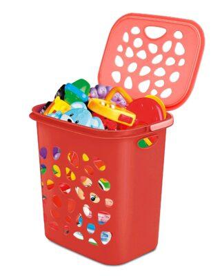 Milton Toy Organizer Basket