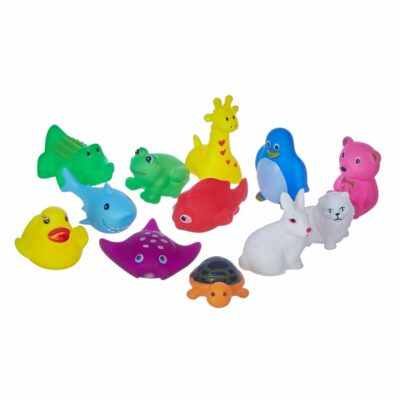 NHR Animal Rattles