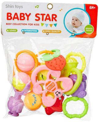TechHark Rattles for Babies