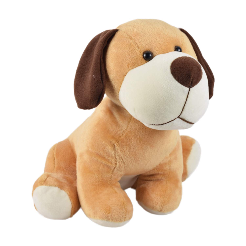 Ultra Cute Sitting Dog Plush Toy